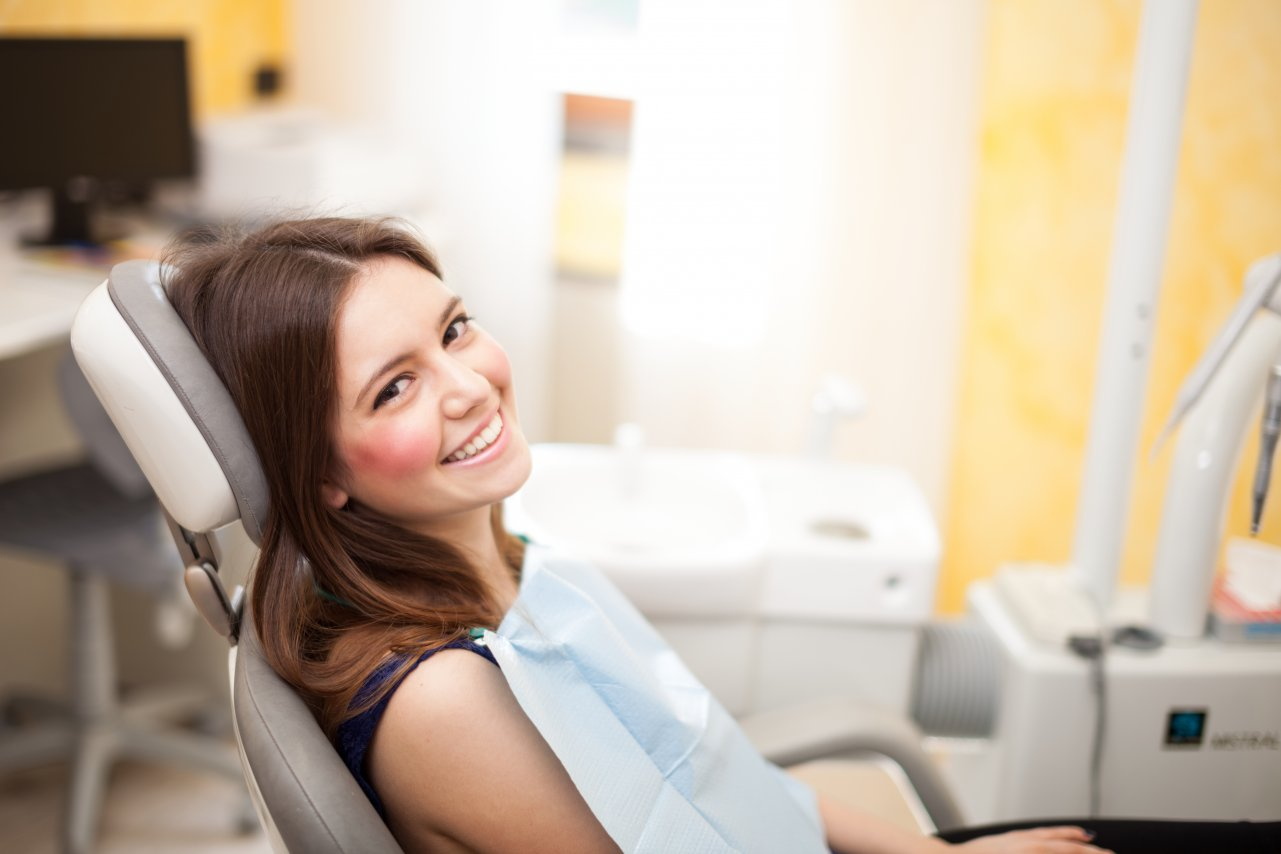 Fluoride Treatments and Cleanings Protect Teeth