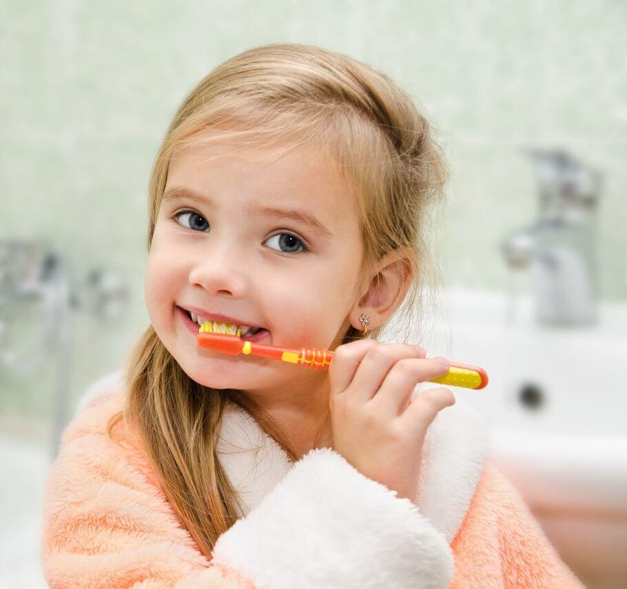 Valentines Dental Cleanings Visit